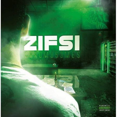 "Album Cd ""Zifsi - Chromosomes"""