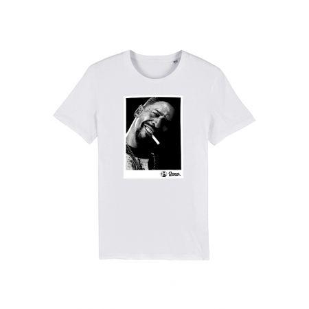 Tshirt Renar Denzel Blanc