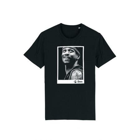Tshirt Renar Iverson Noir