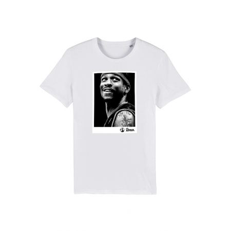 Tshirt Renar Iverson Blanc