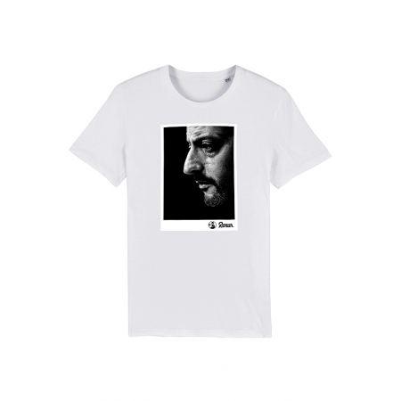 Tshirt Renar Leon Blanc