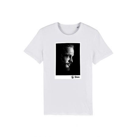 Tshirt Renar Ragnar Blanc