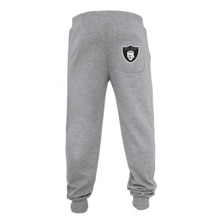 Pantalon de jogging Gris Mad Ridaz