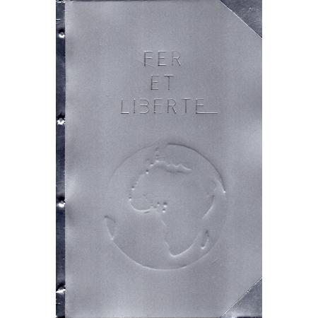 "Livre ""Souleymane Kane - Fer et liberté"""