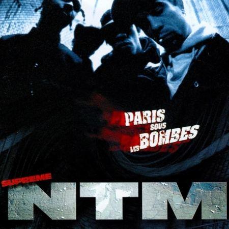 """Album Cd """"NTM - Paris sous les bombes"""""""