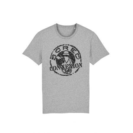Tshirt Classico gris x Kamestria