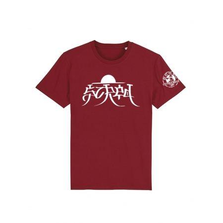 Tshirt Scred x TRN Bordeaux