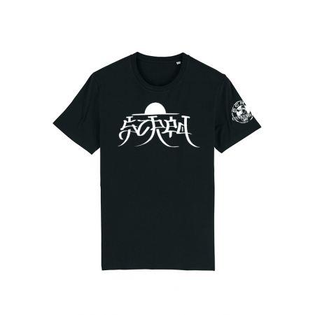 Tshirt Scred x TRN Noir
