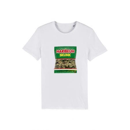 Tshirt Amadeus - Haribeuh Blanc