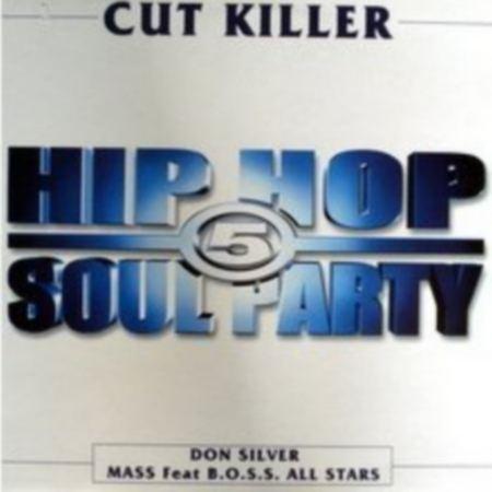 """Maxi Vinyle """"Cut Killer - Hip-Hop Soul Party 5"""""""