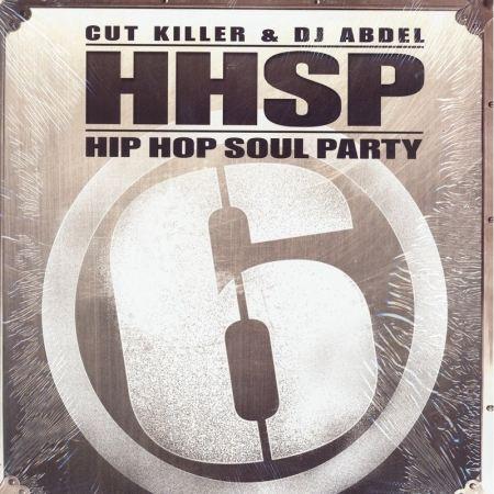 """Maxi Vinyle """"Cut Killer - Hip-Hop Soul Party 6"""""""