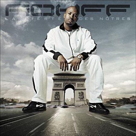 """Album Cd """"Rohff - La fierté des nôtres"""""""