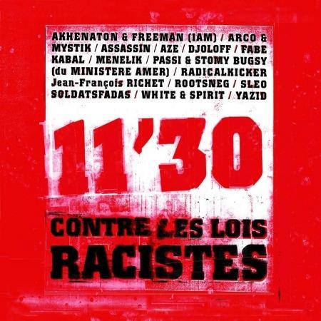 11′30 contre les lois racistes