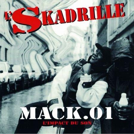 """Maxi Vinyle """"L'Skadrille - Mack.01"""""""