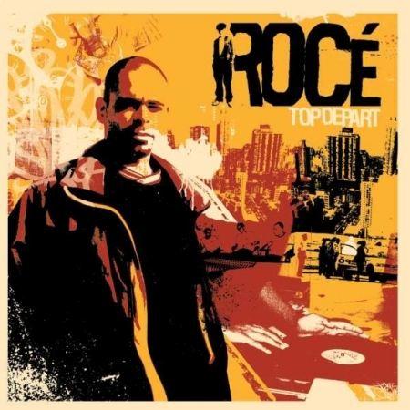 "Album vinyle ""Rocé"" - Top depart"
