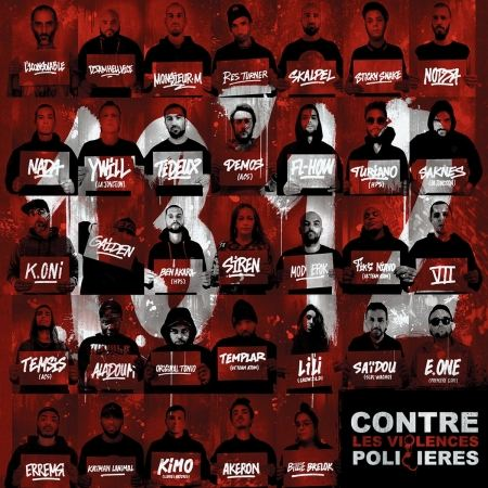 """EP Cd """"13'12 Contre les violences policières"""""""