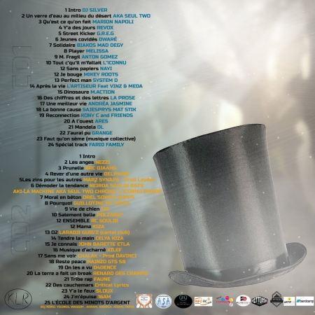 """Album Cd """"K-libre Record - Chapeau Vol.2 2020"""""""