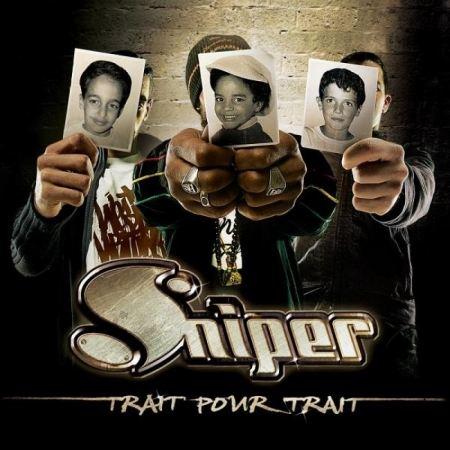 """Album Cd """"Sniper - Trait pour trait"""""""