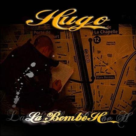 """Album Cd """"Hugo TSR- La bombe H"""""""