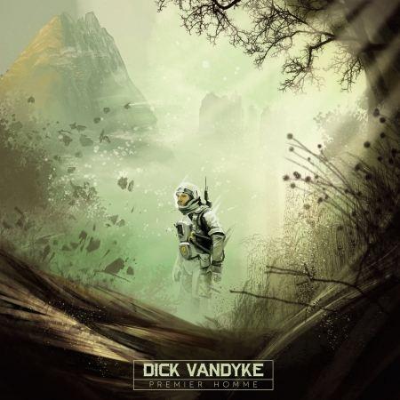 "Album Vinyle ""Dick Vandyke-- Premier homme"""