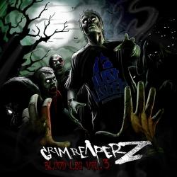 """Album Vinyle """"Grim Reaperz - Blood Leg vol.3"""" de grim reaperz sur Scredboutique.com"""