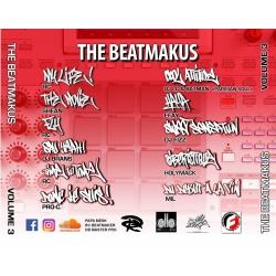 """Album vinyle """"The RC Beatmakus volumes 3"""" de the rc beatmakus sur Scredboutique.com"""