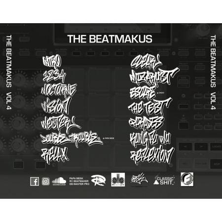 "Album vinyle ""The RC Beatmakus volumes 4"""
