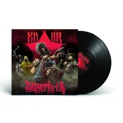 """Album Vinyle """"Grim Reaperz & Emcee Killa - Zapatista"""" de grim reaperz sur Scredboutique.com"""