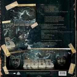 """EP Vinyle """"Grim Reaperz & Infamous Mobb West - The Cycle"""" de grim reaperz sur Scredboutique.com"""