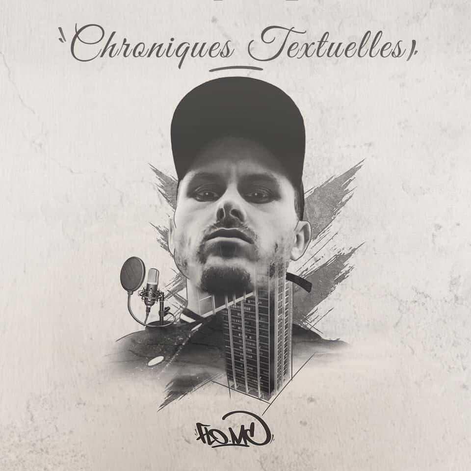 """Album Cd """"Flo Mc- Chroniques Textuellles"""" de  sur Scredboutique.com"""
