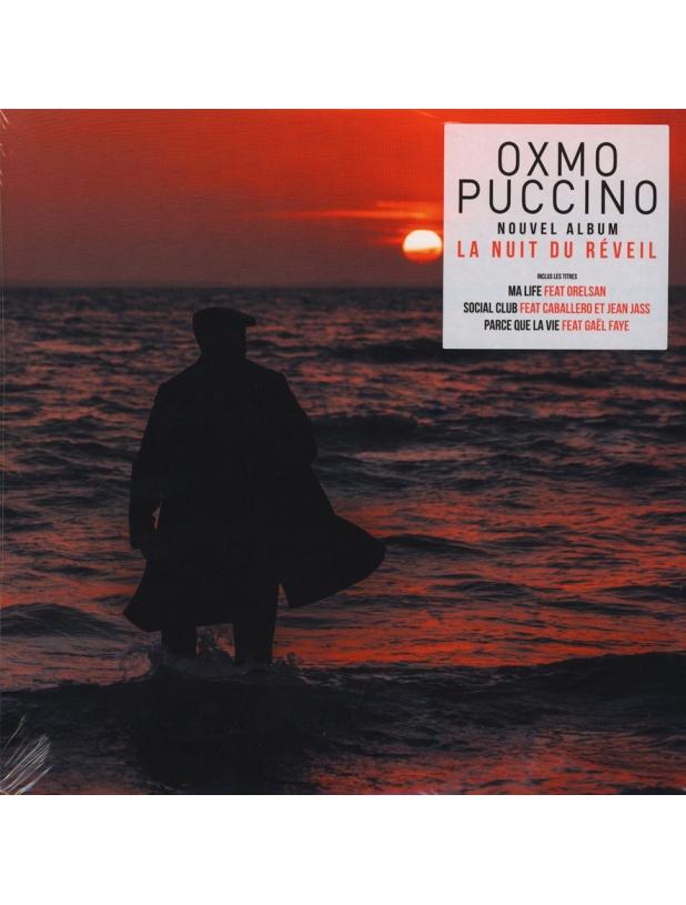 """Album vinyle """"Oxmo Puccino - La nuit du réveil"""""""