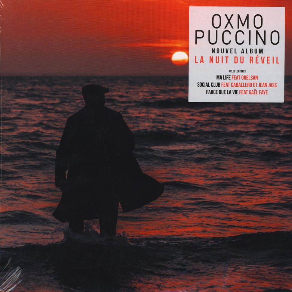 """Album vinyle """"Oxmo Puccino - La nuit du réveil"""" de oxmo puccino sur Scredboutique.com"""