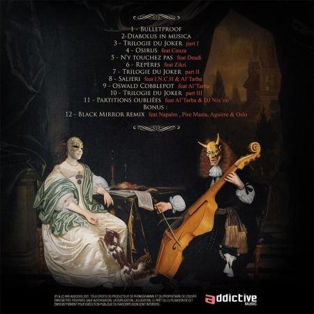 """Album Cd """"Swift Guad & Al'Tarba - Partitions oubliées"""""""