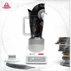 """EP Vinyle """"Grim Reaperz - Mixture"""" de grim reaperz sur Scredboutique.com"""