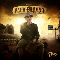 """Album Cd """"Paco - Paco Errant"""" de paco sur Scredboutique.com"""