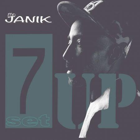 """Album Cd """"Mc Janik - 7up"""""""