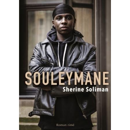 "Livre ""Souleymane - Sherine Soliman"""