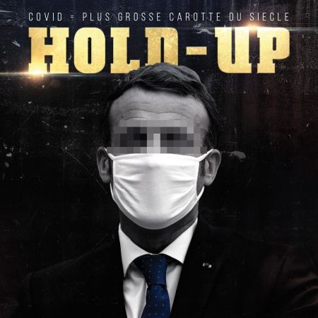 """Ep Cd """"Misère-Record-Hold-Up"""""""