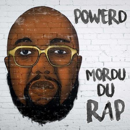 """Album Cd PowerD """"Mordu du rap"""""""
