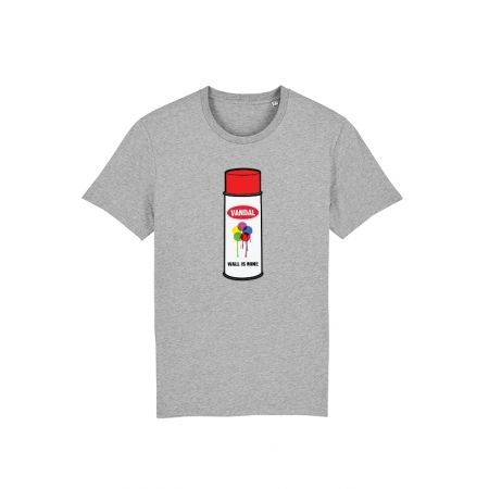 Tshirt Vandal gris