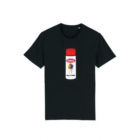 Tshirt Vandal Noir