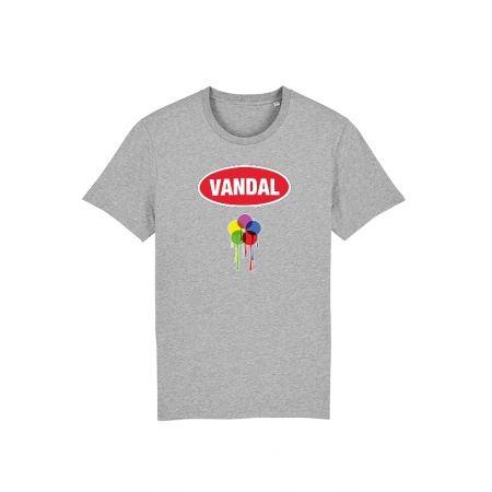 Tshirt Vandal 2 gris