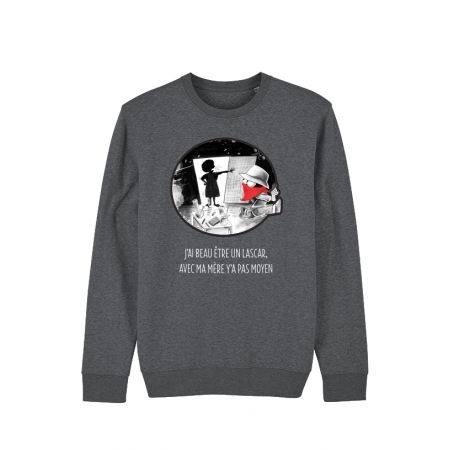 Sweat Collector Expression Disckrete fonce