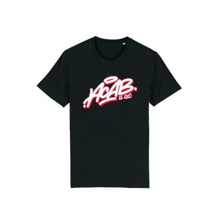 Tshirt Noir Frenchstoner X El Loco 4