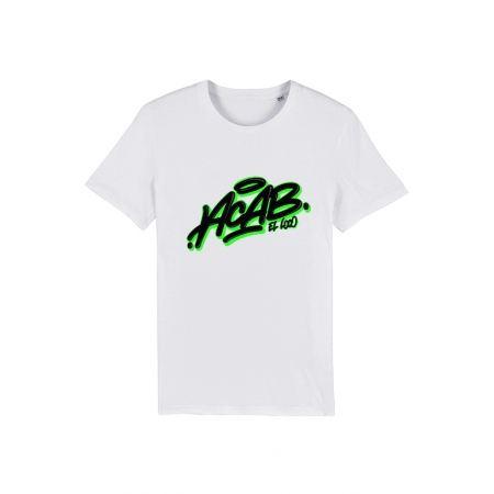 Tshirt Blanc Frenchstoner x El Loco 1