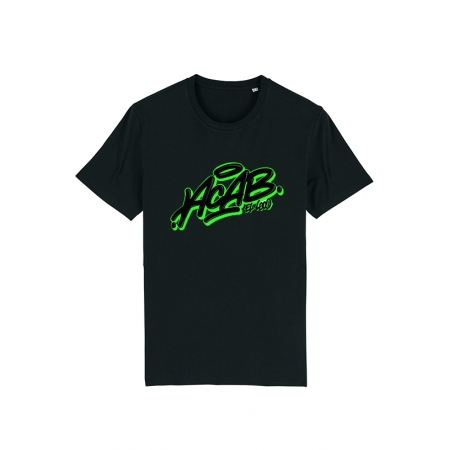 Tshirt Noir Frenchstoner X El Loco 1