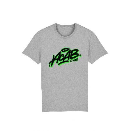 Tshirt Gris Frenchstoner X El Loco 1