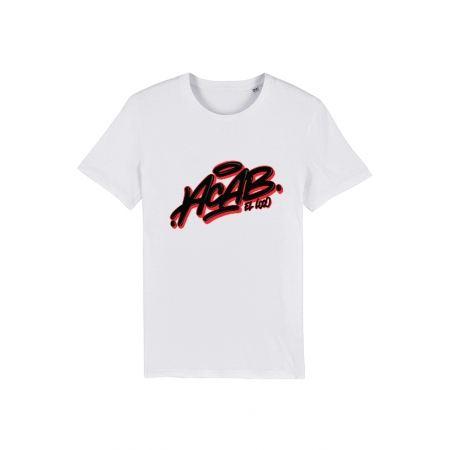 Tshirt Blanc Frenchstoner X El Loco 3