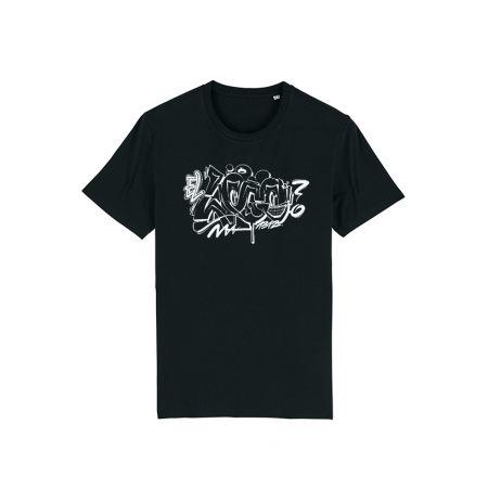 Tshirt Noir Frenchstoner X El Loco 5