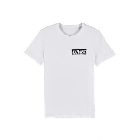 T shirt petit Fabe Blanc